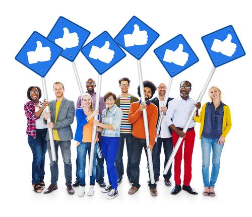 קבוצות בפייסבוק התנהגות ופרסום