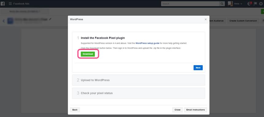 איך מתקינים פיקסל של פייסבוק